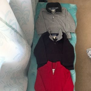 🌸2/$25- Lot of 3 Childrens Place Sweaters - 3T